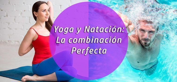 Yoga y natación
