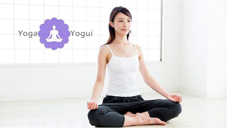 Sukhasana o postura fácil de yoga