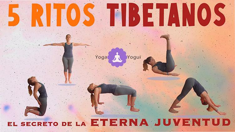 Los 5 ritos tibetanos el secreto de la eterna juventud